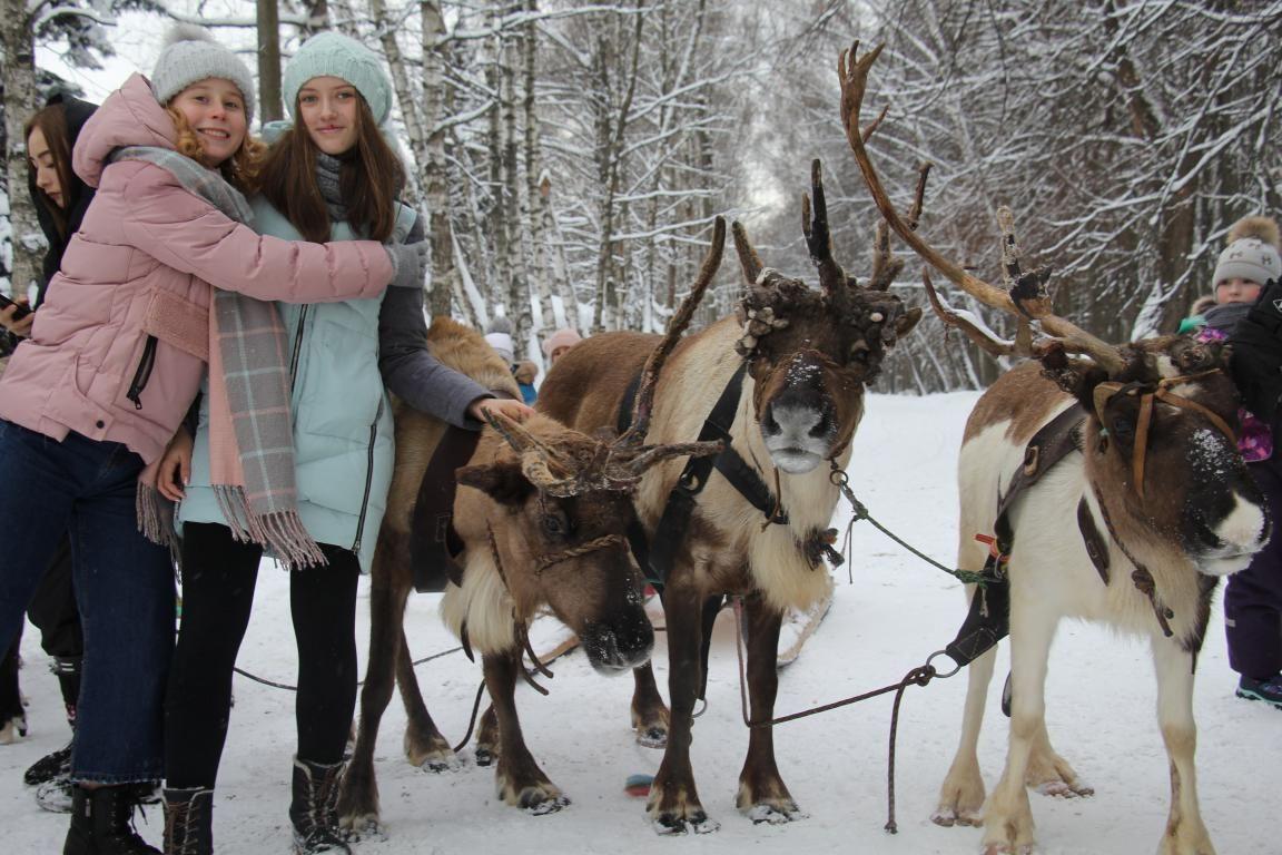 зимний лагерь для подростков